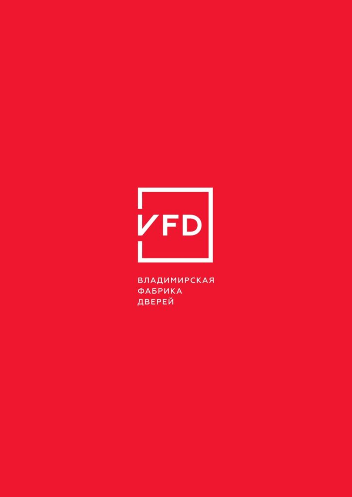 Каталог дверей от VFD