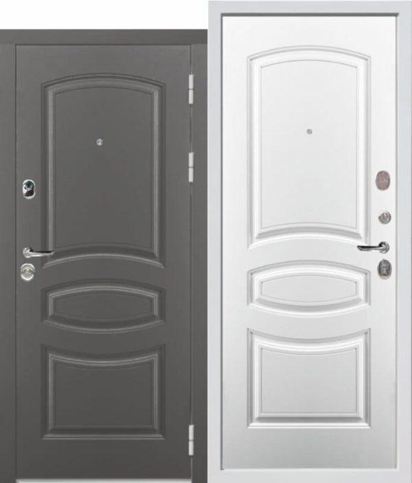 Входная дверь 12 см ГРАНАДА Эмаль