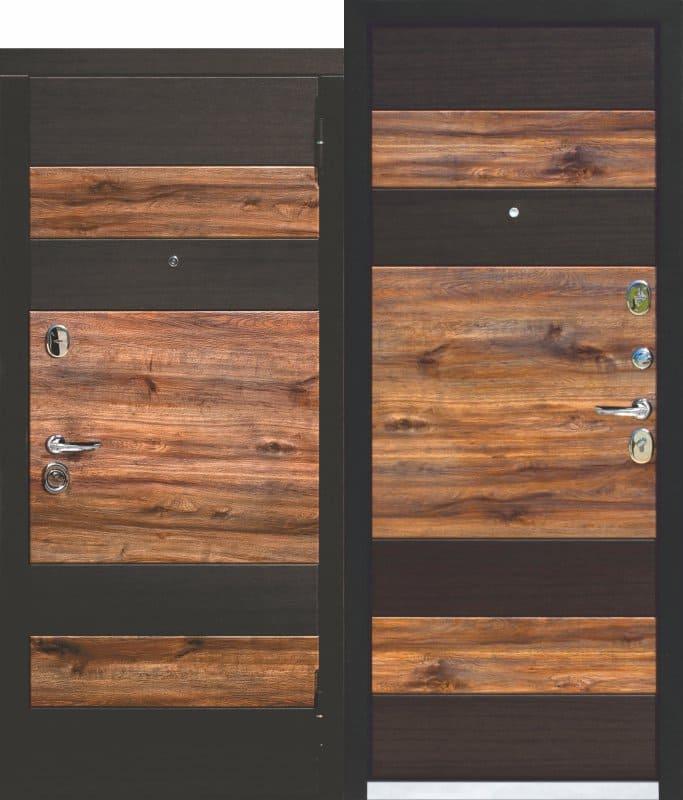 Входная дверь 9,5 см ОКСФОРД