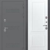 Входная дверь c ТЕРМОРАЗРЫВОМ 11 см ISOTERMA Эмаль Неоклассика ral9003