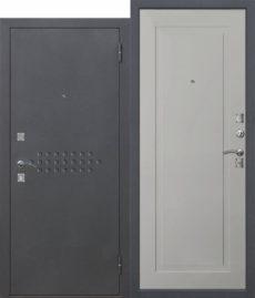 Входная металлическая дверь DOMINANTA Муар лайт грей