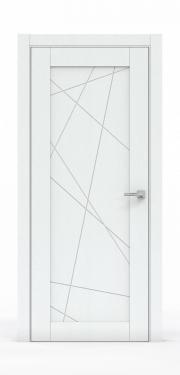 Межкомнатная дверь - Арктик 0534
