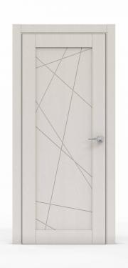 Межкомнатная дверь - Щербет 0534