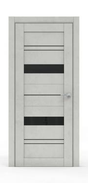 Межкомнатная дверь 0651 Бетон Светлый