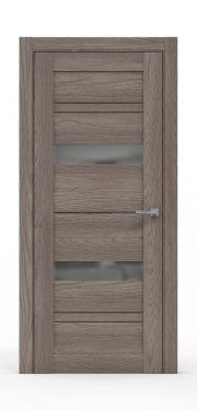 Межкомнатная дверь 0651 Мраморный Орех