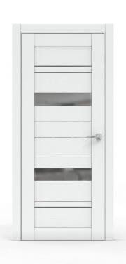 Межкомнатная дверь 0651 Платина