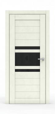 Межкомнатная дверь 0653 Бетон Крем