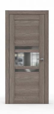 Межкомнатная дверь 0653 Мраморный Орех
