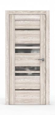 Межкомнатные двери 0654 Крен Экрю
