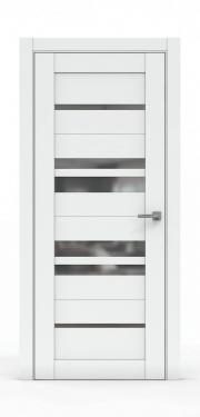 Межкомнатные двери 0654 Платина