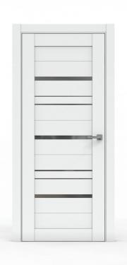 Межкомнатные двери 0658 Платина