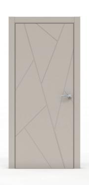 Эмаль двери - 1205 Агат