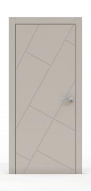 Эмаль дверь - 1206 Агат