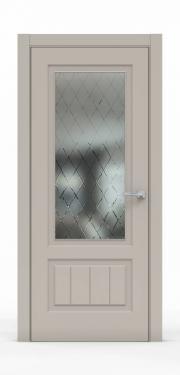 Премиум межкомнатная дверь - Агат 1501-ГР