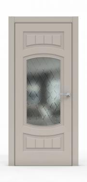 Премиум межкомнатная дверь - Агат 1504-ГР