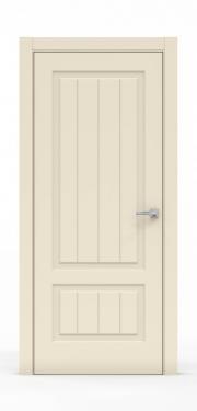 Премиум межкомнатная дверь -Айвори 1501