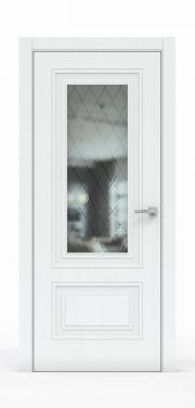 Экошпон дверь - Арктик 3302 ГР