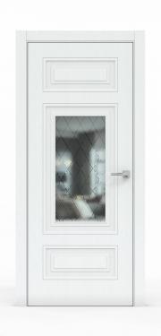 Экошпон дверь - Арктик 3305 ГР
