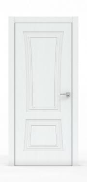 Классическая межкомнатная дверь - Арктик 3802