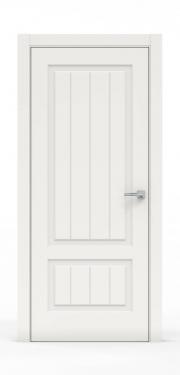 Премиум межкомнатная дверь -Белый 1501