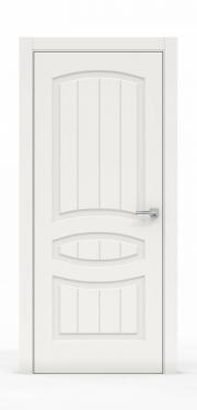 Премиум межкомнатная дверь - Белый 1503