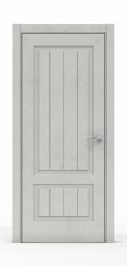 Межкомнатная дверь Бетон Светлый 3501