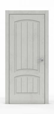 Межкомнатная дверь Бетон Светлый 3502