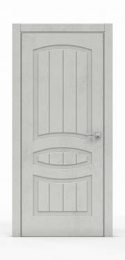 Межкомнатная дверь Бетон Светлый 3503