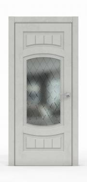 Межкомнатная дверь Бетон Светлый 3504-ГР