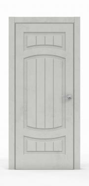 Межкомнатная дверь Бетон Светлый 3504