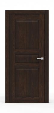 Двери межкомнатные- 344-ГЛ Коньяк