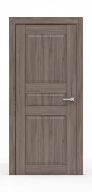Двери межкомнатные- 344-ГЛ Шимо темный