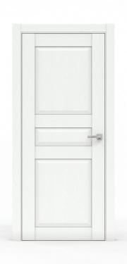 Двери межкомнатные- 344-ГЛ Ясень Белый