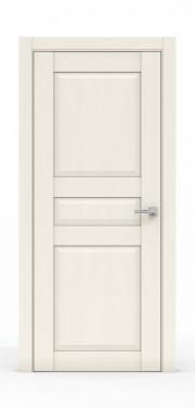 Двери межкомнатные- 344-ГЛ Ясень Ваниль