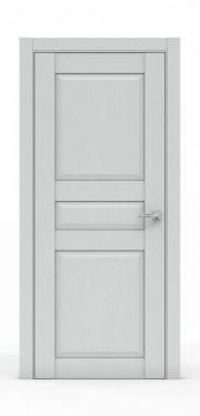 Двери межкомнатные- 344-ГЛ Ясень Серый