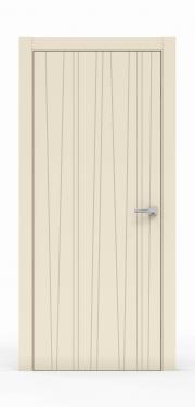 Двери Экошпон Саранск - 0180 Айвори