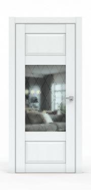 Дверь экошпон- 342-ГР Арктик