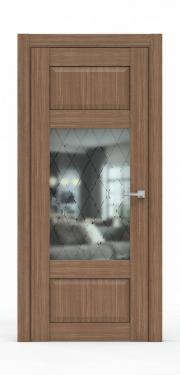Дверь экошпон- 342-ГР Карамель