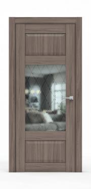 Дверь экошпон- 342-ГР Шимо Темный