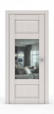 Дверь экошпон- 342-ГР Щербет