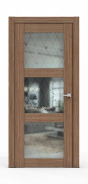 Дверь - 343-ГР Карамель