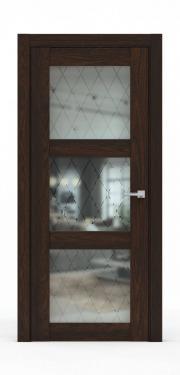 Дверь - 343-ГР Коньяк