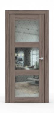 Дверь - 343-ГР Шимо темный