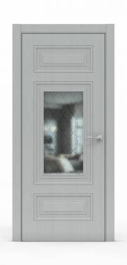 Экошпон дверь - Жемчуг 3305 ГР