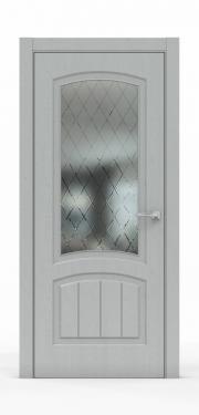 Межкомнатная дверь Жемчуг 3502-ГР