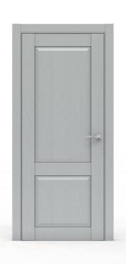 Межкомнатная дверь классика - 341-ГЛ Жемчуг