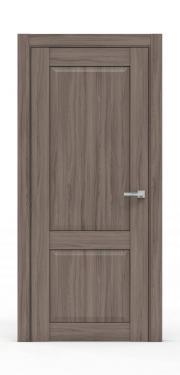 Межкомнатная дверь классика - 341-ГЛ Шимо Темный