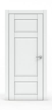 Межкомнатные двери Экошпон - 342 Платина