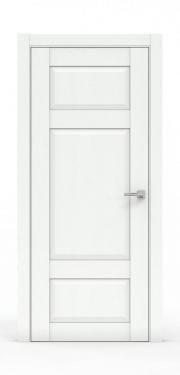 Межкомнатные двери Экошпон - 342 Ясень Белый
