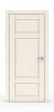 Межкомнатные двери Экошпон - 342 Ясень Ваниль